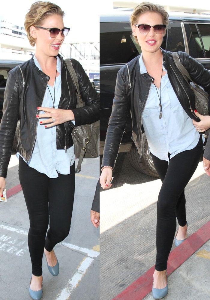 Katherine Heigl LAX Chloe 3
