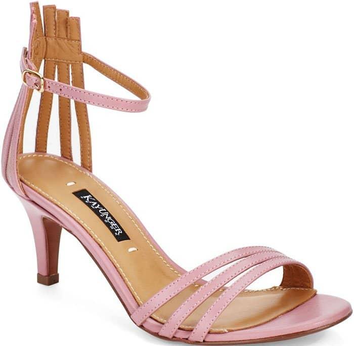 Kay Unger Basque Pink 1