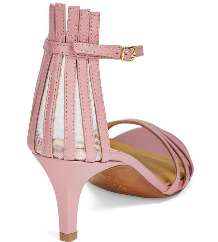 Kay Unger Basque Pink 2
