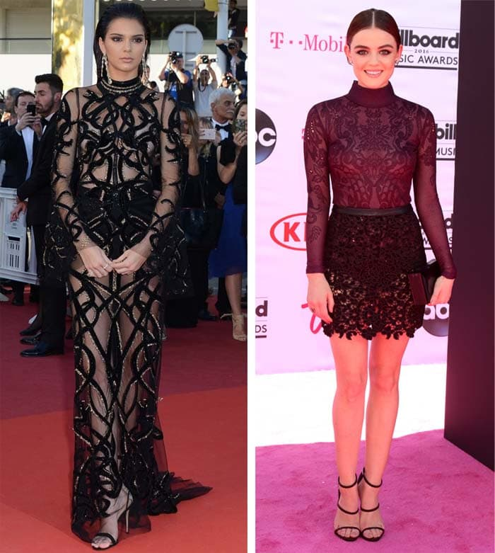 Kendall vs Lucy BBMA