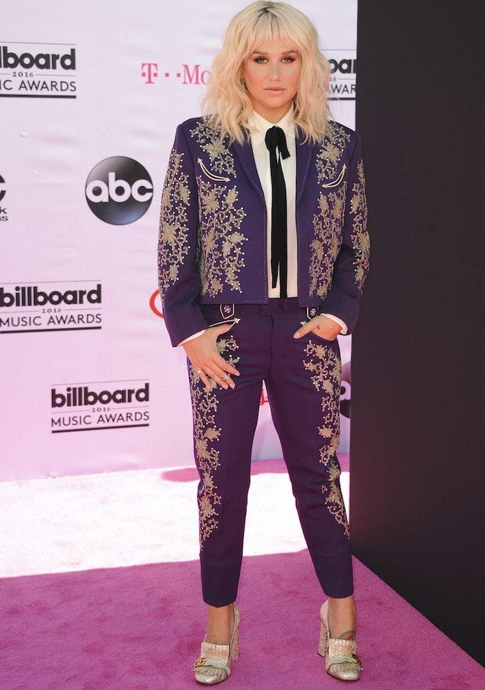 Kesha BBMA 2016 1