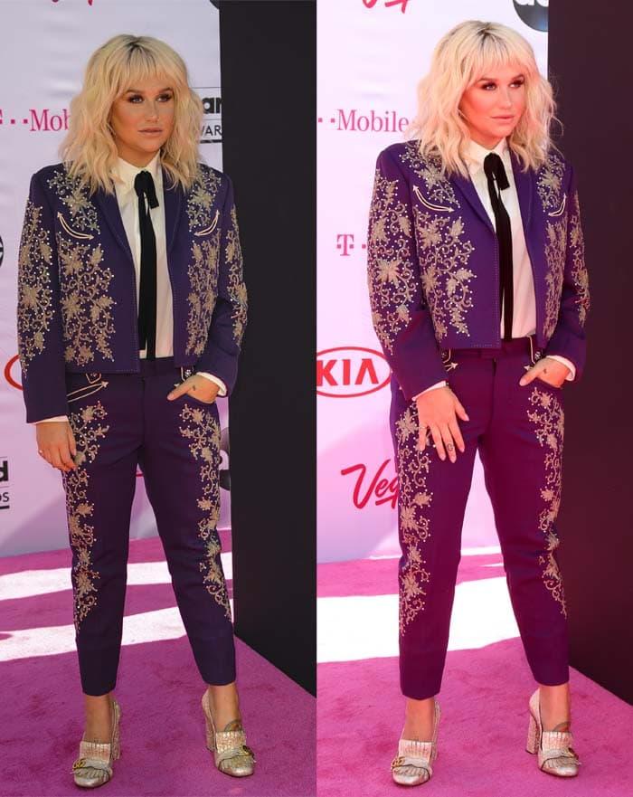 Kesha BBMA 2016 2