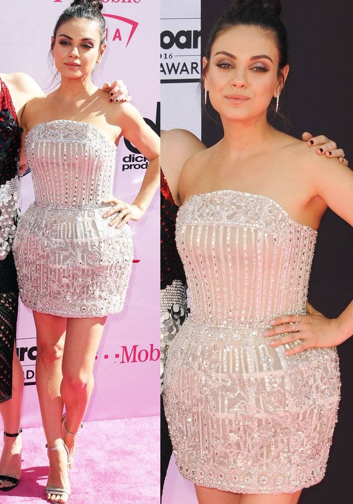 Mila Kunis Billboard Music Awards Neil J Rodgers 2