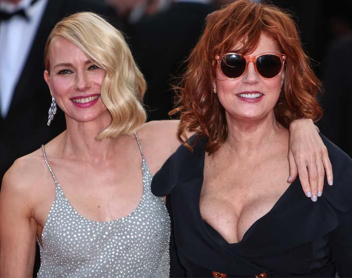 Naomi Watts Cannes Money Monster Giuseppe Zanotti 4