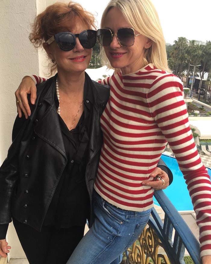 Naomi Watts Cannes Money Monster Giuseppe Zanotti IG