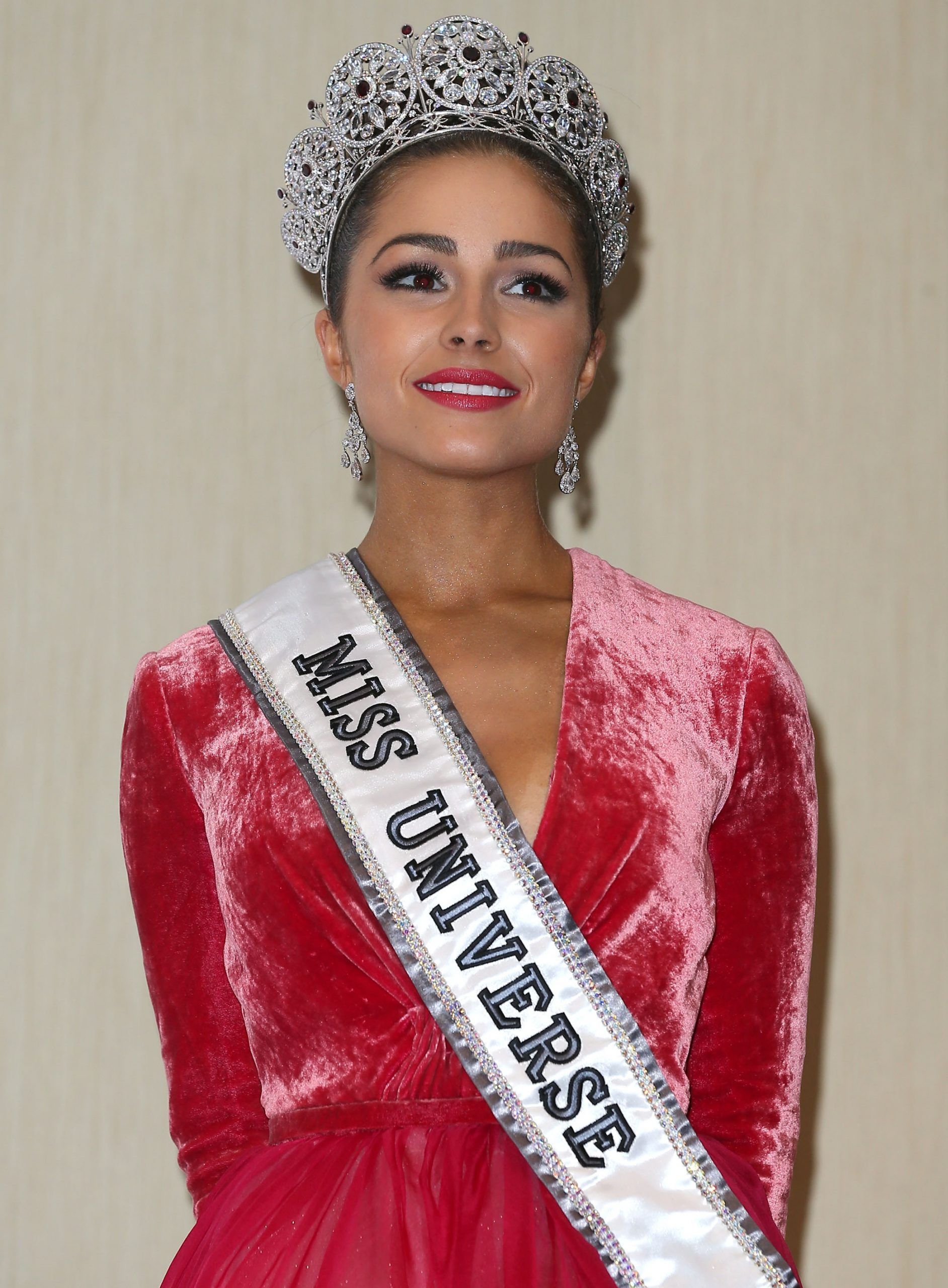 Olivia Culpo was 20 years old when winning the Miss Universe pageant