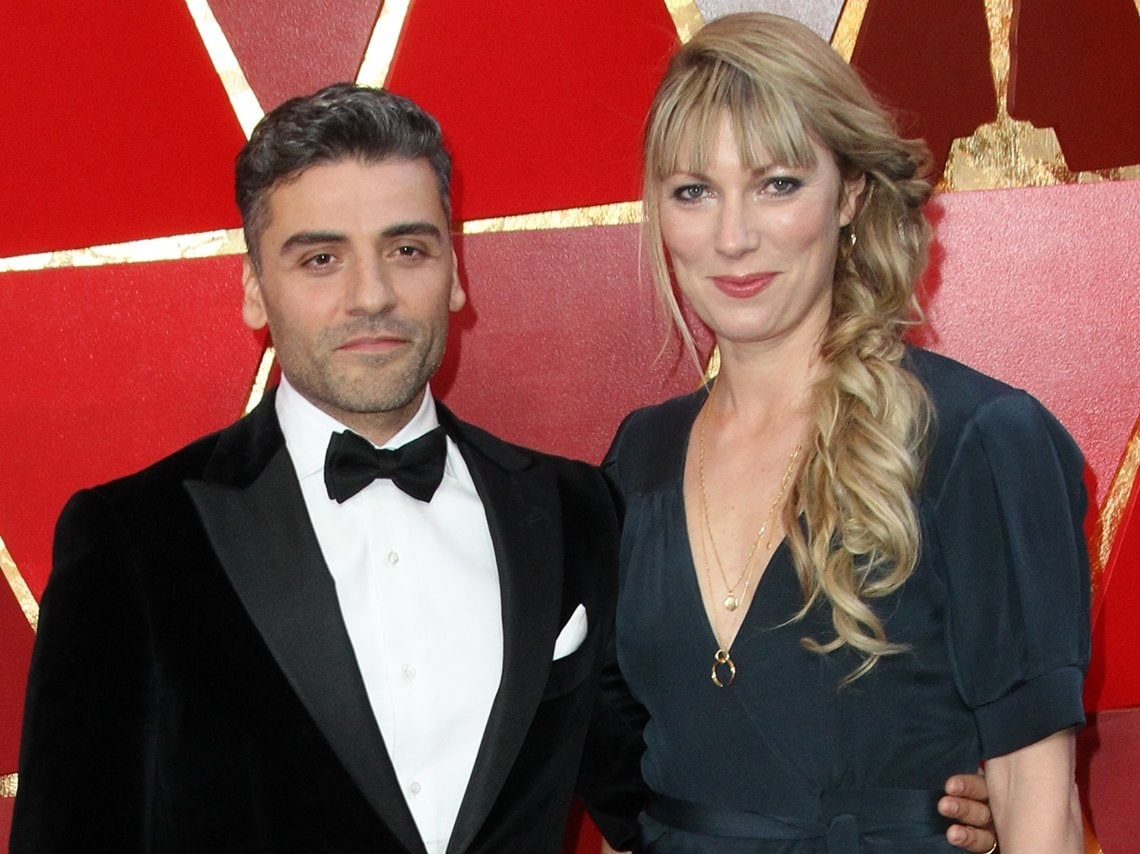 Oscar Isaac met Danish film director Elvira Lind in 2012 and they married in February 2017