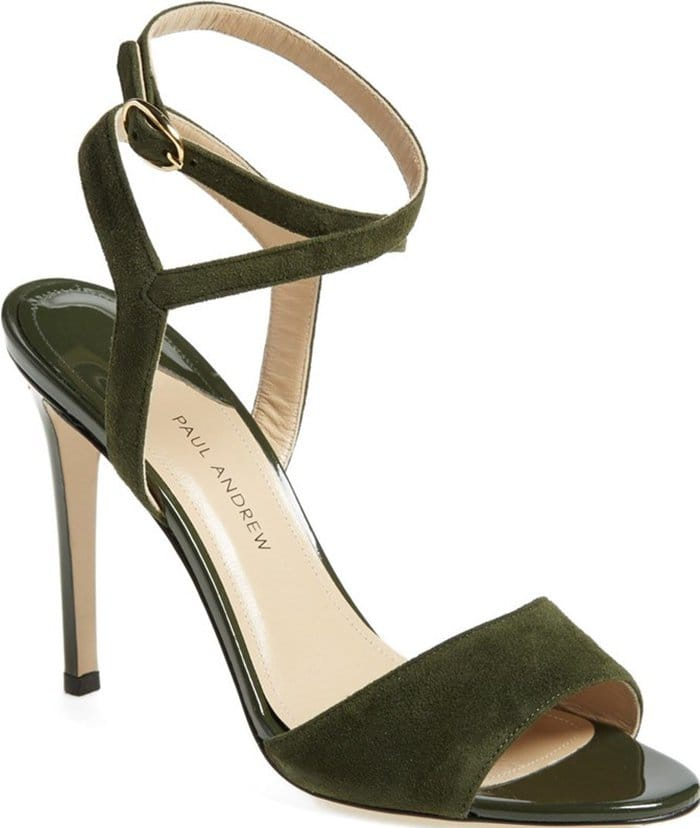 Paul-Andrew-Laura-Sandals-Olive-Green