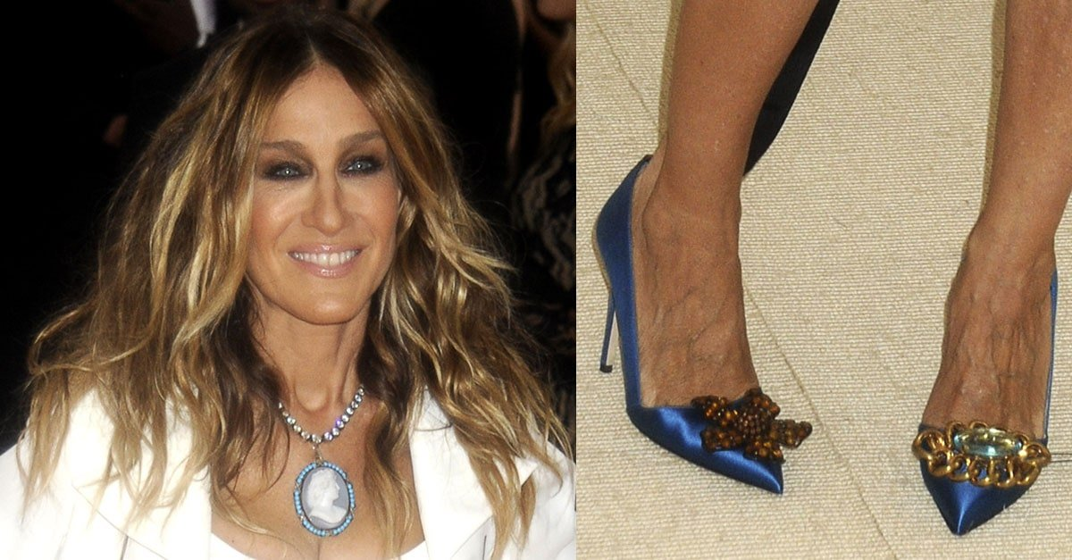0d2eafc8eb Sarah Jessica Parker Defends Her Hamilton-Inspired Suit at Met Gala
