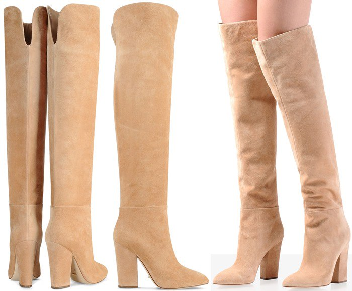 Sergio Rossi Scarlett Over-the-Knee Boots