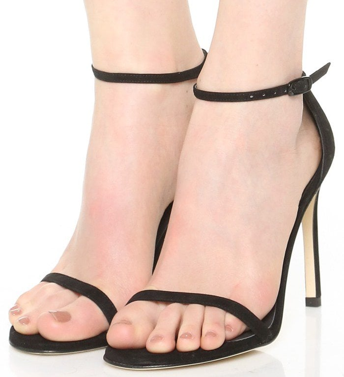 Stuart Weitzman Bridal & Evening Collection Nudistsong in Black