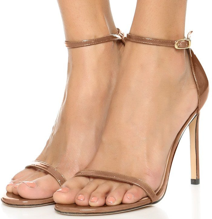 Stuart Weitzman Bridal & Evening Collection Nudistsong in Tan