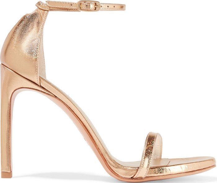 Stuart-Weitzman-Nudistsong-Metallic-Sandals-
