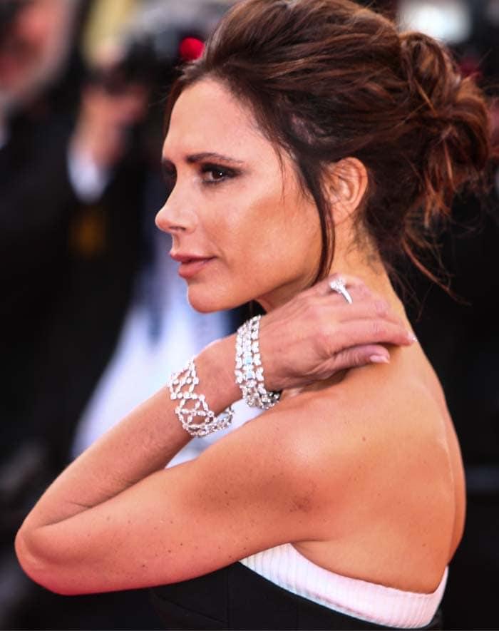 Victoria Beckham Cannes Gianvito Rossi 4