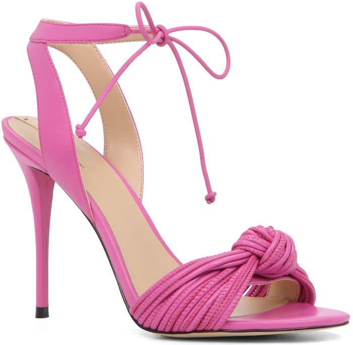 Aldo Lyvie sandals fuschia