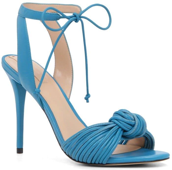 Aldo Lyvie sandals turquoise