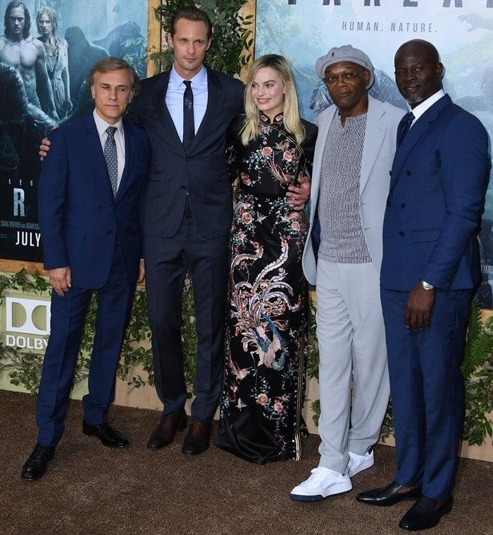 "Premiere Of Warner Bros. Pictures' ""The Legend Of Tarzan"""