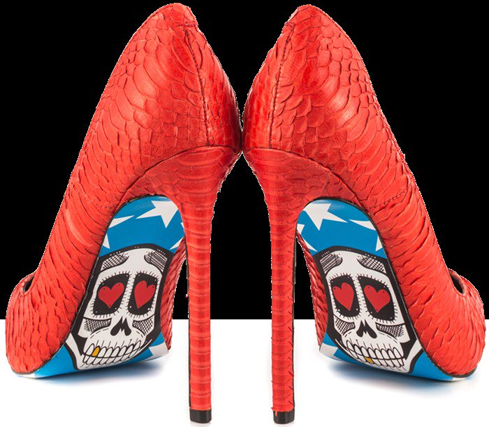 American Skull - Red Taylor Says Sole