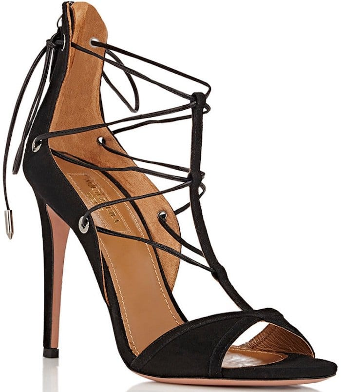 Aquazzura Cayenne Sandals2