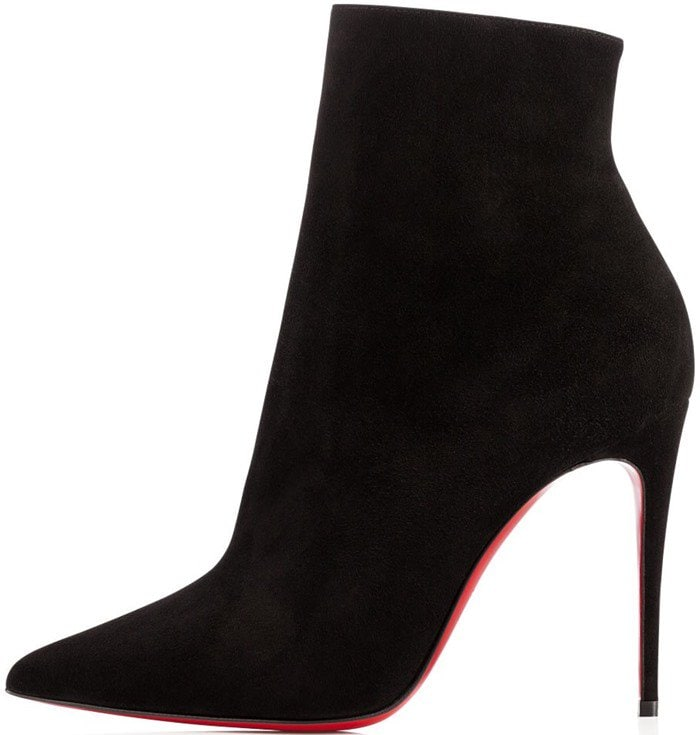 Christian Louboutin So Kate Booties Suede