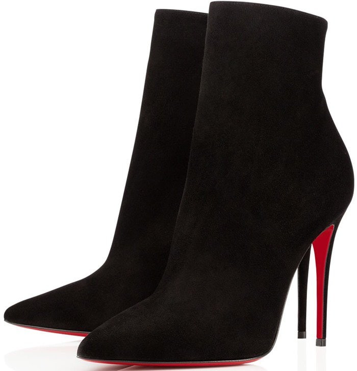 Christian Louboutin So Kate Booty Suede