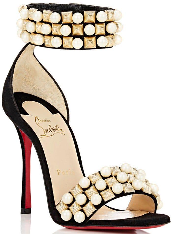 Christian Louboutin Tudor Bal Sandals