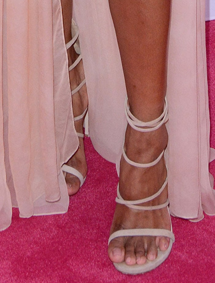Ciara-Stuart-Weitzman-Myex-Nude-Suede-Sandals