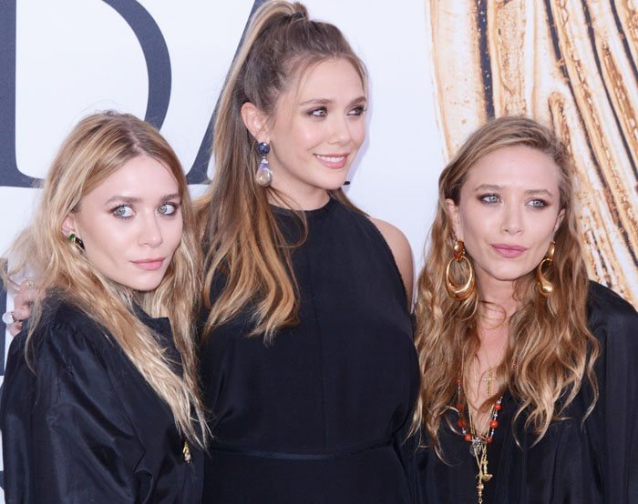 Elizabeth Ashley Mary Kate Olsen CFDA 2016 The Row 1