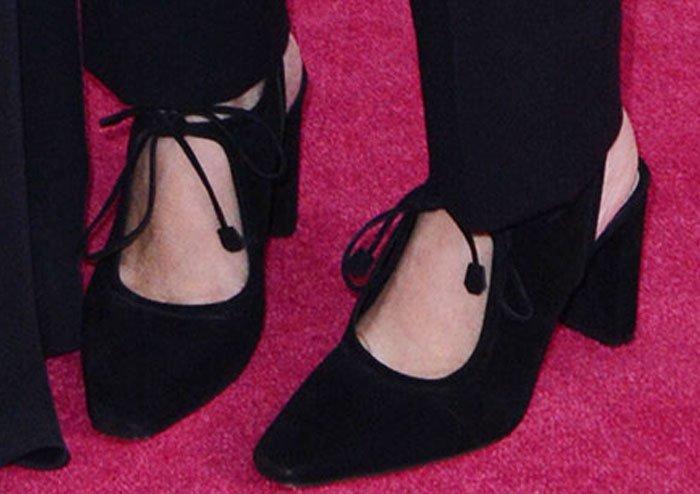 Elizabeth Ashley Mary Kate Olsen CFDA 2016 The Row 2
