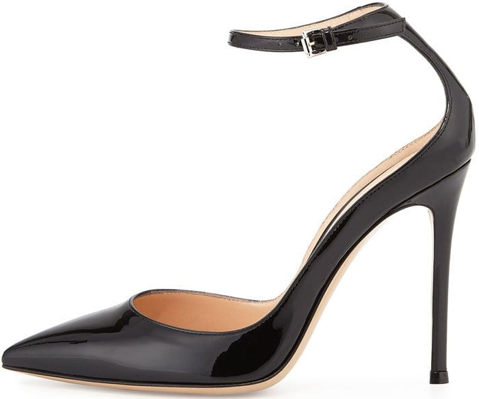Gianvito Rossi Low Cut Pumps Black 2