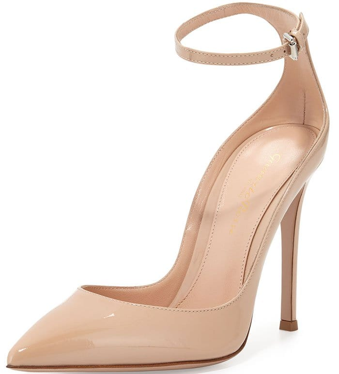 Gianvito Rossi Low Cut Pumps Nude 1