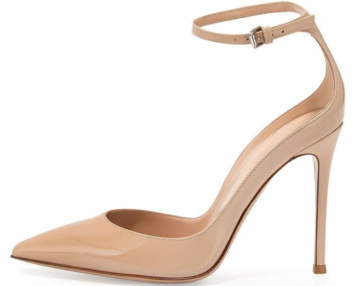 Gianvito Rossi Low Cut Pumps Nude 2