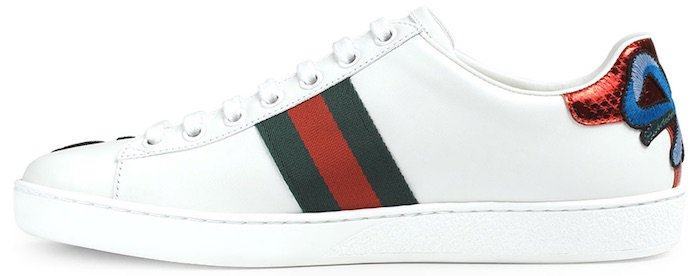 Gucci Ace Floral Sneakers2