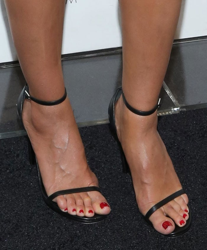 Heidi Klum Füße