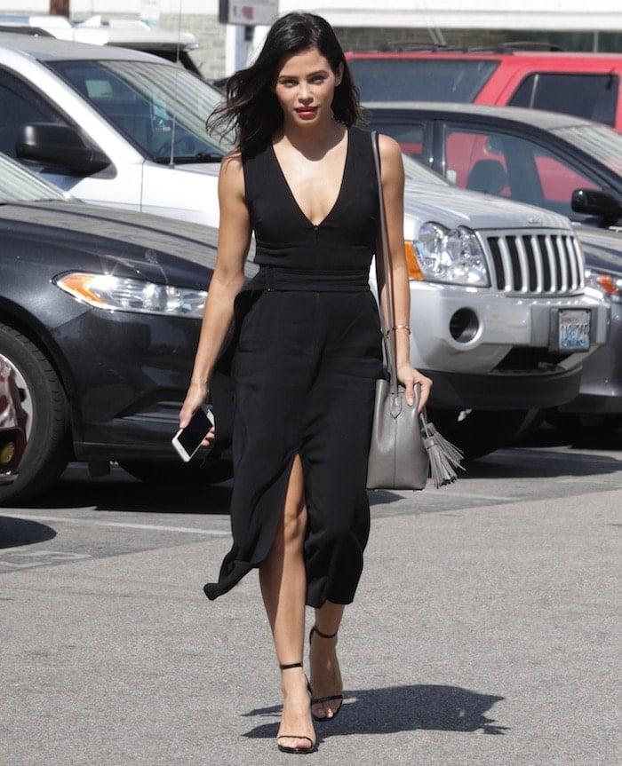 Jenna Dewan Tatum LA jun 22