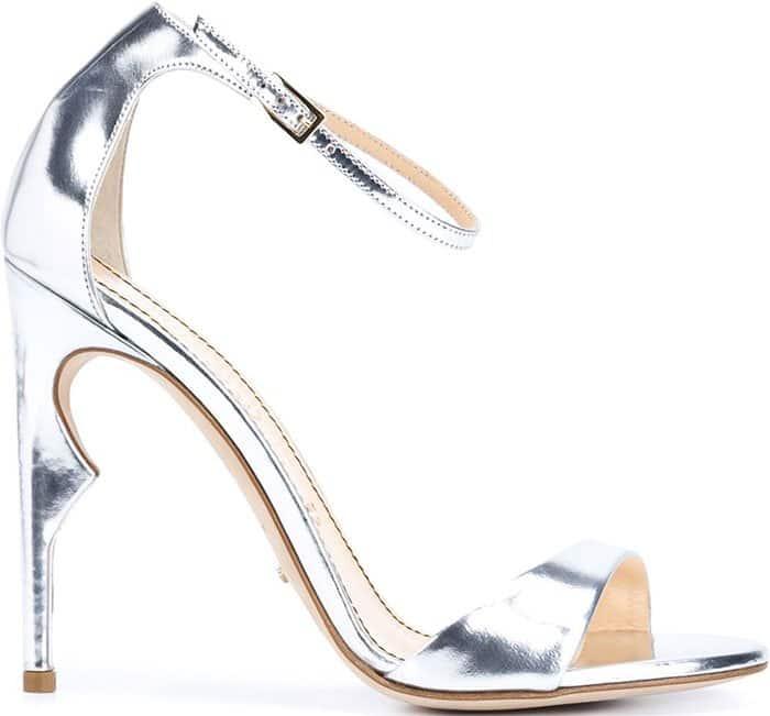 Jerome-C.-Rousseau-Malibu-Silver-Sandals