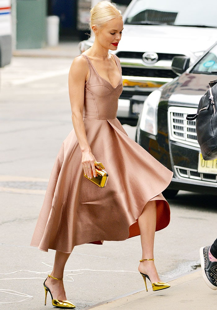 Kate Bosworth Aczone Giuseppe Zanotti 4
