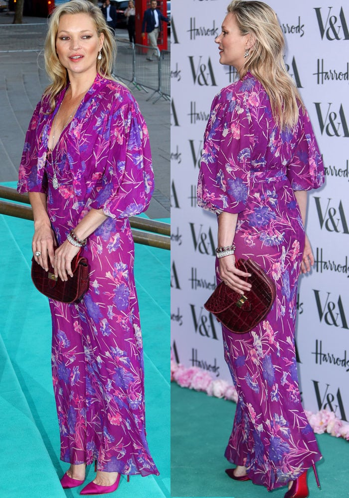 Kate Moss VA Summer Party Christian Louboutin 2
