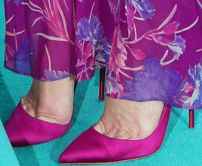 Kate Moss VA Summer Party Christian Louboutin 3