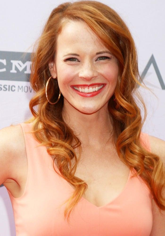 Katie Leclerc American Film Institute Nike 1