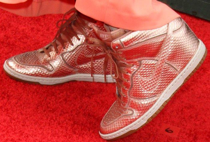 Katie Leclerc American Film Institute Nike 2