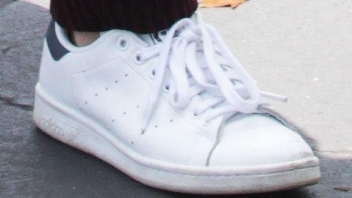 Kendall Jenner Gigi Hadid Adidas Chloe Sneakers 2