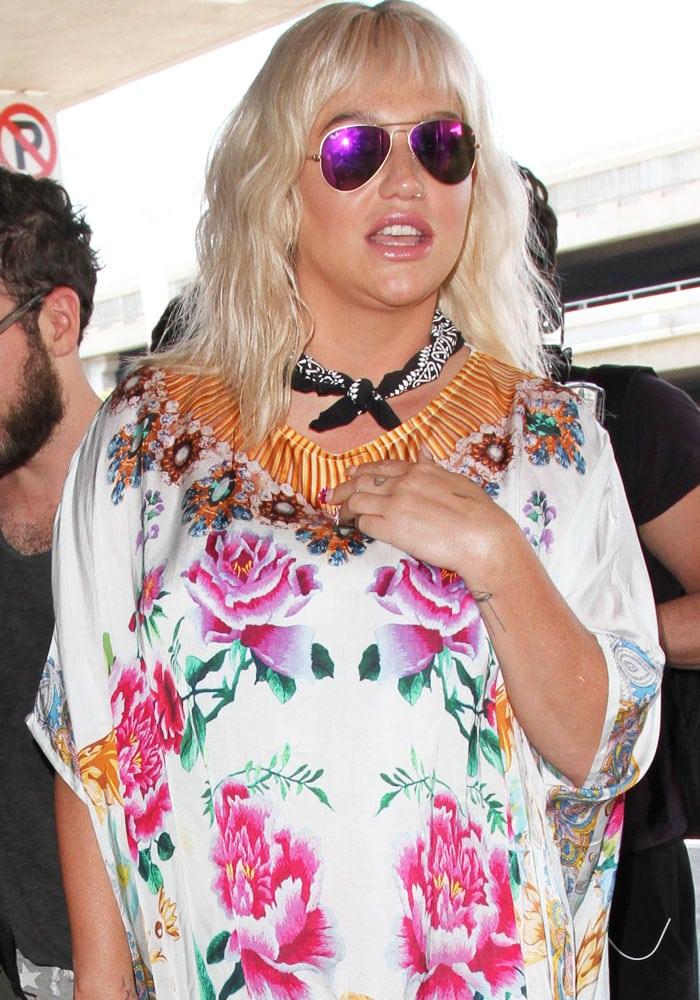 Kesha LAX Ivy Kirzhner 1