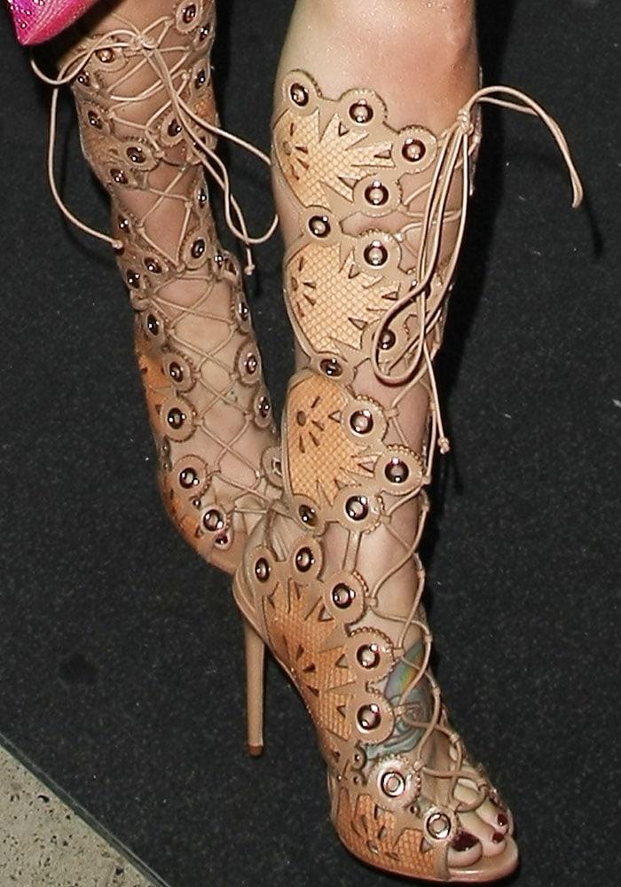 Kesha LAX Ivy Kirzhner 2