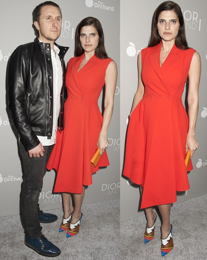 New York premiere of 'Dior and I' at the Paris Theatre - Arrivals