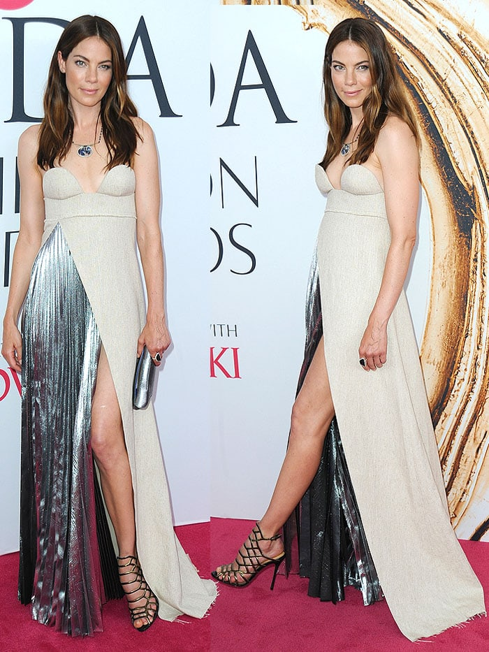 Michelle Monaghan at the 2016 CFDA Fashion Awards