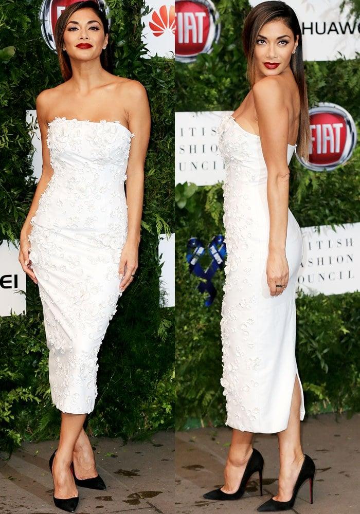 Nicole Scherzinger One for the Boys Christian Louboutin 3