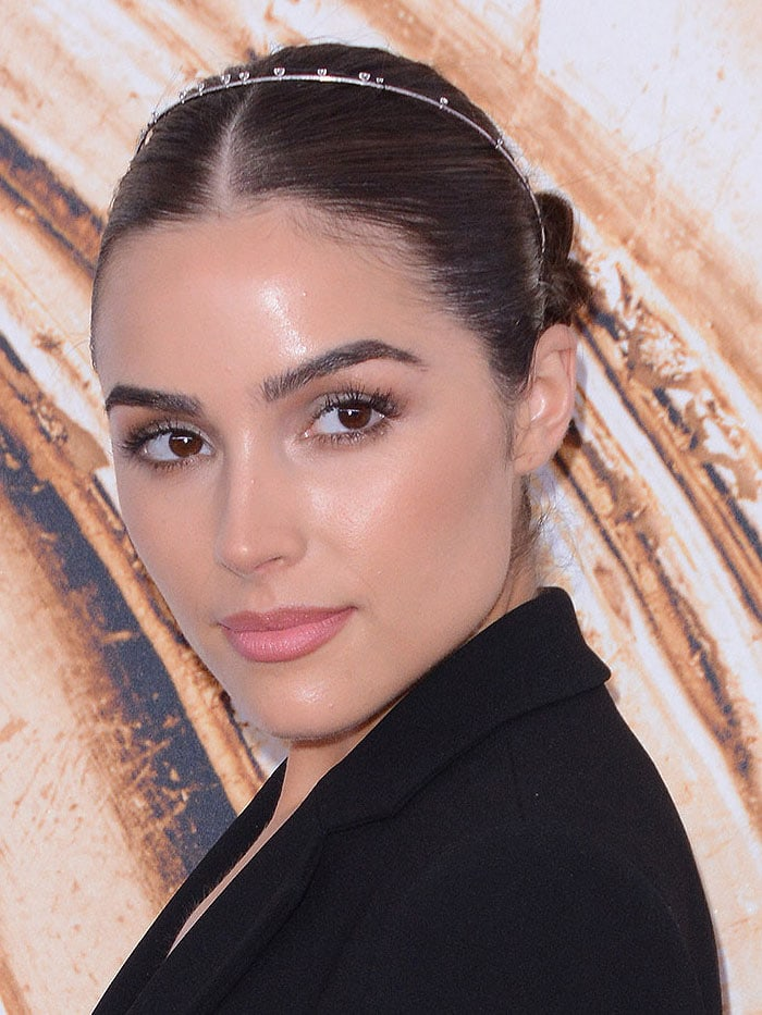 Olivia Culpo at the2016 CFDA Fashion Awards held at the Hammerstein Ballroom in New York City on June 6, 2016