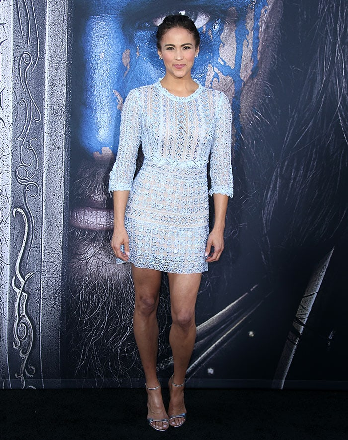 Paula patton warcraft nackt