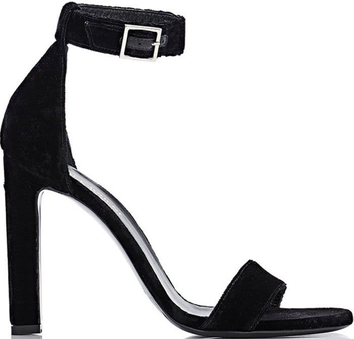 "Saint Laurent ""Grace"" Ankle-Strap Sandals"